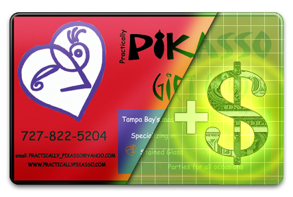 Add Value to your Practically Pikasso Gift Card
